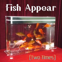Fish Appear (Two Times)  <img border=&quot;0&quot; src=&quot;http://kapmagic.com/products_pictures/FREEshippingw5w.gif&quot; width=&quot;175&quot; height=&quot;50&quot;></p>